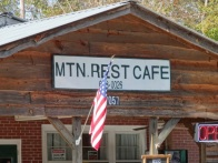 Mountain Rest Cafe 7057 HIghlands Hwy
