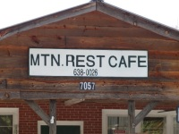Mtn Rest Cafe in Oconee County