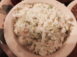 Mountain Rest Cole Slaw
