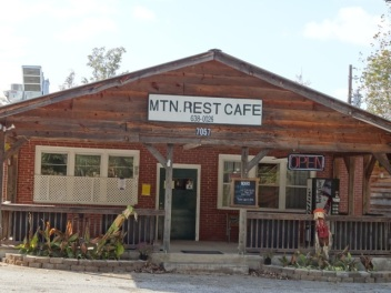 Mountain Rest Cafe